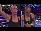 Женский бокс: Микаэла Майер — Нидия Феличиана | MIKAELA MAYER VS NYDIA FELICIANO
