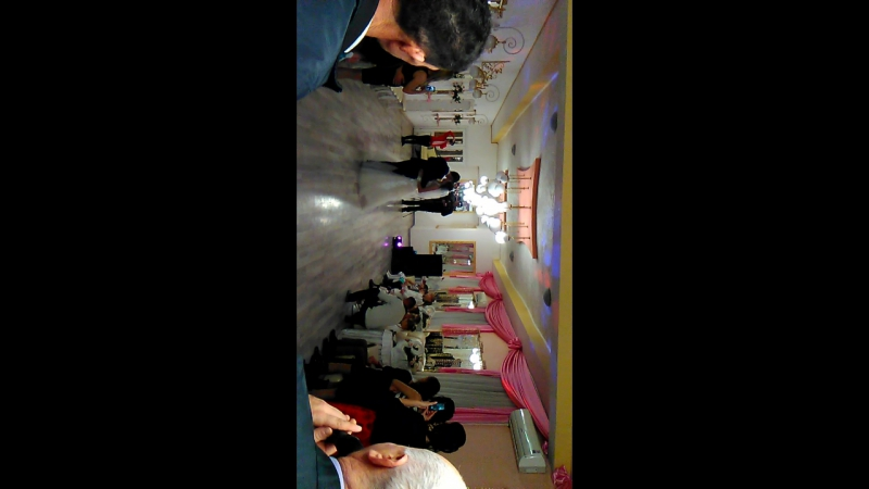 перший танець крістіни і міши