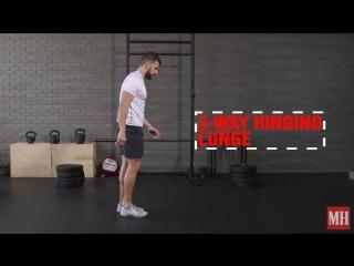 Реабилитация при повреждении коленного сустава (Упражнения)