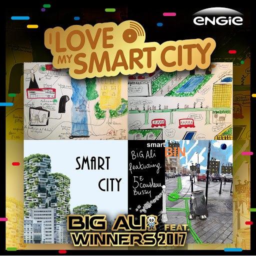 Big Ali альбом I Love My Smart City (feat. Winners 2017)