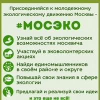 Воркшопы #МосЭко: Экологическое волонтерство