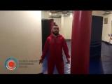 Вартан Асатрян призвал азербайджанского спортсмена набраться мужества и выйти на бой.