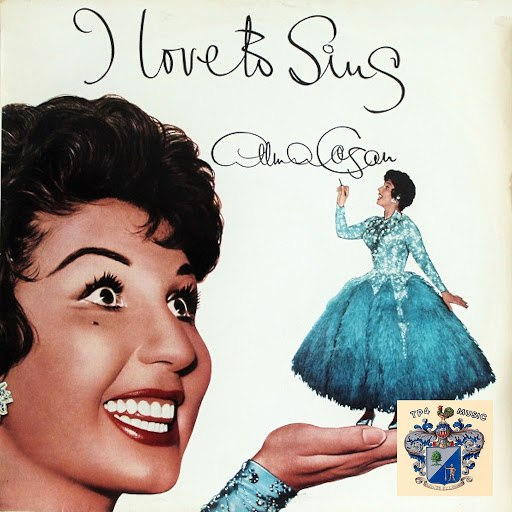 Alma Cogan альбом I Love to Sing
