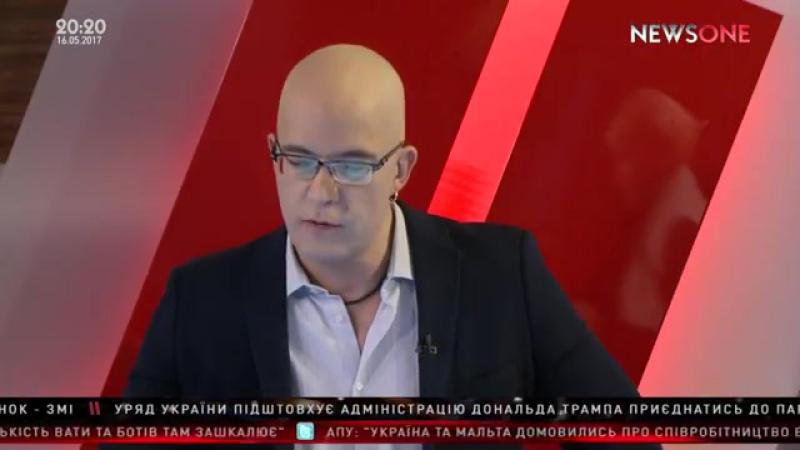 Запрет социальных сетей — это грубое нарушение наших прав и свобод. Выходим на акции протеста! — Юрий Лукшиц, NewsOne, 16.05.201