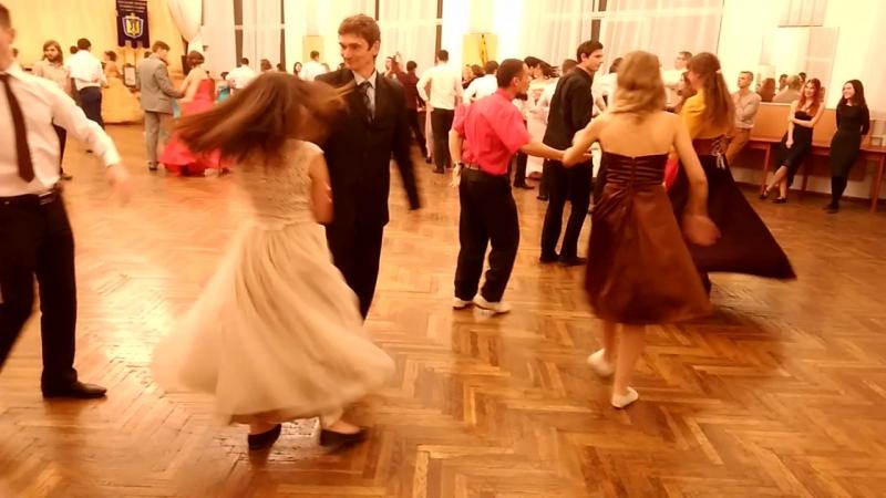 Бельгийский танец