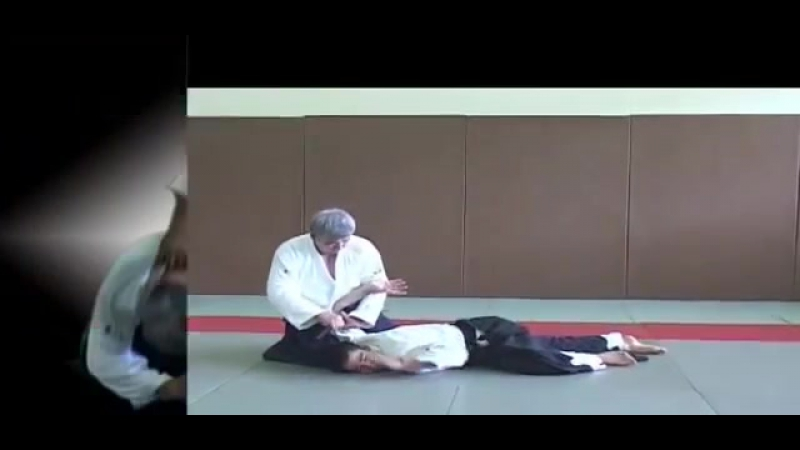 Учебный фильм. Работа с оружием (Боккен, Меч). Тоширо Суга (Toshiro Suga)