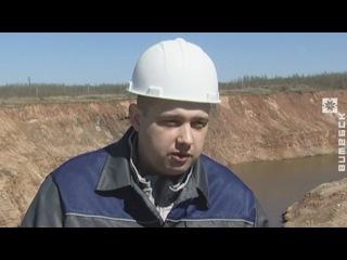 Кар'еры «Даламіта» затоплены вадой (04.05.2017)