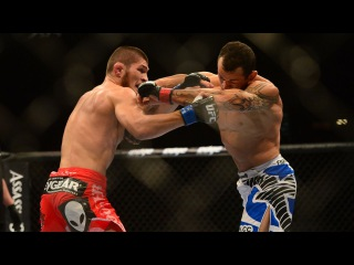 Khabib Nurmagomedov vs Gleison Tibau UFC 148 FULL FIGHT