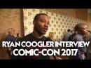 Чёрная Пантера Интервью с Райаном Куглером