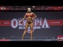 2016 Olympia Amateur Moscow Bikinifitness 169cm FINAL