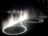 The Dubai Fountain - Time to Say Goodbye (High Quality) by Andrea Bocelli &amp Sarah Brightman