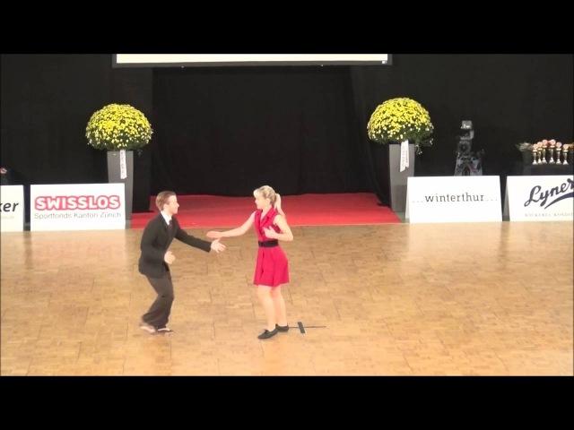 Sondre and Tanya World Master Winterthur Fast Final 2016