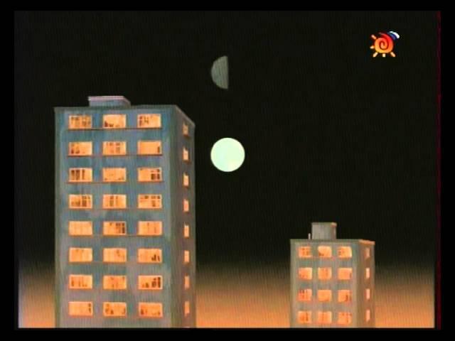 Земля космический корабль (24 Серия) - Причуды Луны