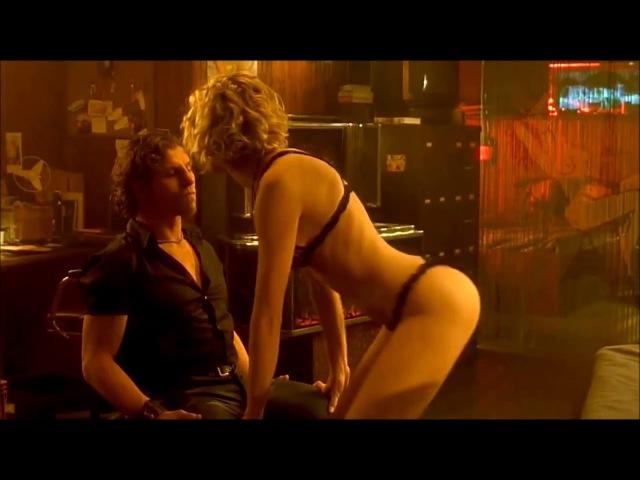 Femme Fatale STRIP scene, with Rebecca Romijn. HD.