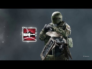 Rainbow Six Siege - Русский спецназовец Tachankin