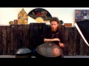 Pasha Aeon - OMana Handpan Music, Сeltic Minor Scale, Zanza Art Space, HD 2017