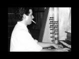 Pierre Vidal plays J.S. Bach - Blancs-Manteaux Church part 2