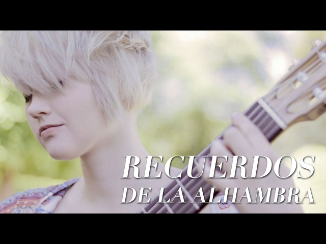Recuerdos de la Alhambra by F. Tárrega, performed by Stephanie Jones