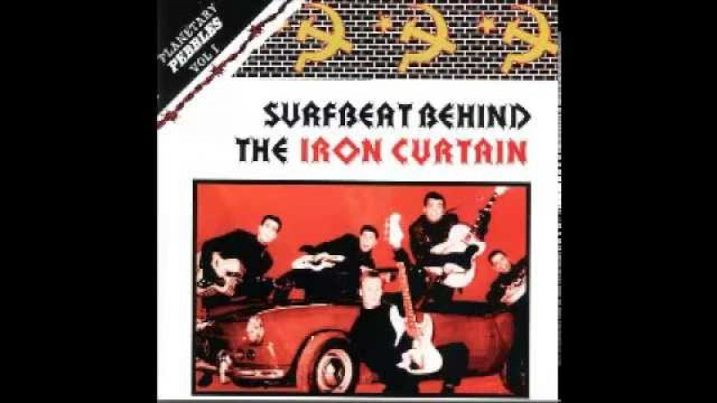 VA - Surfbeat Behind the Iron Curtain Vol.1 60s Surf/Instrumental Eastern European Rock Full Album