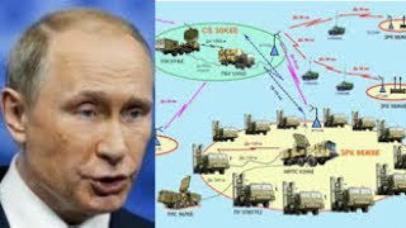 PUTIN PRIPREMIO PRAVI PAKAO ZA NAPAD IZ VAZDUHA - Pogledajte kako gruva novi ruski PVO!
