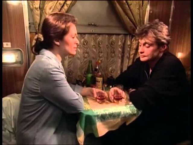 А. Домогаров и М. Могилевская – Встреча в пути (исполняет А. Пугачева)