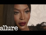 1 Minute of Sheer Naomi Campbell Perfection  Allure