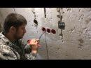 Установка и подключение блока розеток своими руками