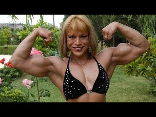 Extreme Female BodyBuilders! FBB 2017! Collection Female Bodybuilding 2017! Collection Muscle women!