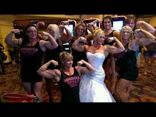 Extreme Female BodyBuilders!Collection Female Bodybuilding 2017! FBB 2017!Collection Muscle women!