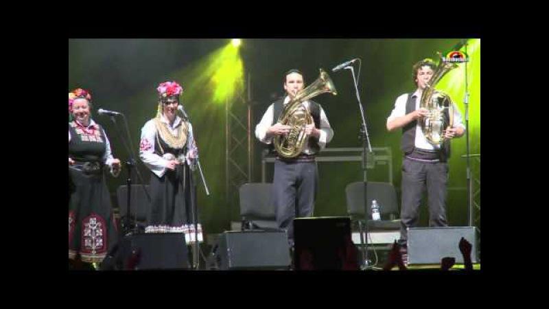 GORAN BREGOVIĆ Wedding and Funeral Band So nevo si - Live @ WROCK for Freedom 2013