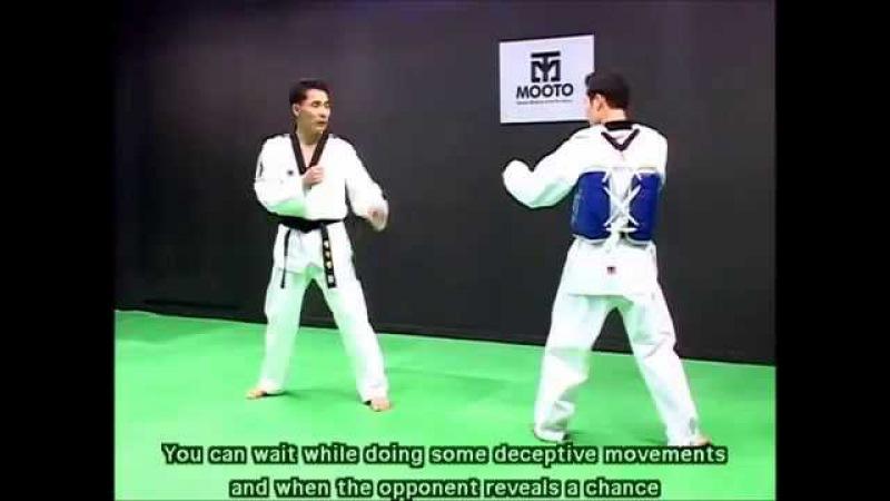 Taekwondo: Tornado Kick (Dolke Chagi) For Competition