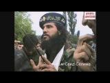 Хаттаб и пленные русские солдаты.Абу Хафс,Хаким,Лорсанов Ризван,Абу-Дар(Герат Мг...
