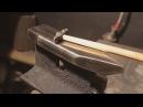 Как сделать наковальню из рельса How to make Anvil from rail