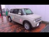 2015 New SUZUKI Lapin X 4WD - Exterior &amp Interior