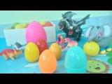 Surprise giant eggs dinosaurs toys for kids B