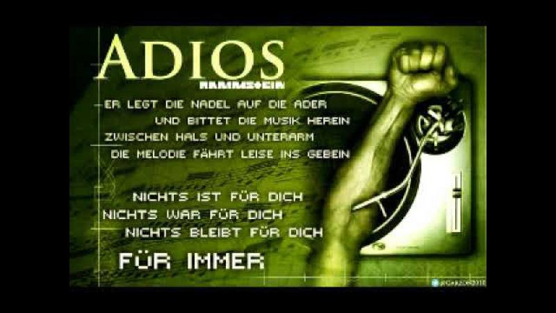 Rammstein - Adios ( 8-bit version )