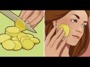 Она натирала лицо кусочком сырого картофеля каждый день на ночь Вот какой эффект