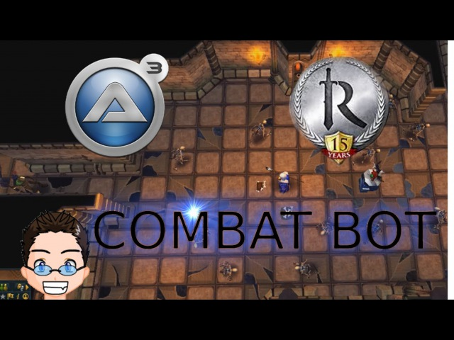 How To Make A Bot with Autoit - RuneScape - Combat Bot