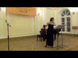 Ella Dolzhikova - Tchaikovsky Lenski's Aria from Eugene Onegin