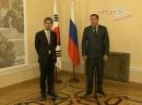 Евгений Куйвашев и Пак Ро Бёк обсудили перспективы сотрудничества Свердловской области и Южной Кореи