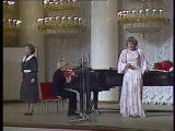 Елена Образцова исполняет романсы и песни А.Даргомыжского, часть 2 1987