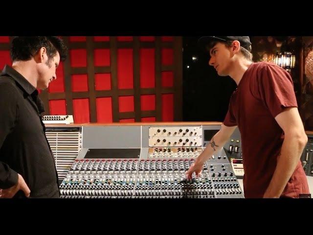 Where Rock N Roll History Is Made NRG Studio Tour - Warren Huart Produce Like A Pro
