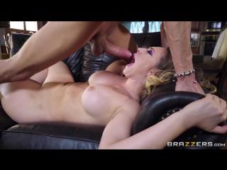 Kagney Linn Karter & Xander Corvus - Kagney's Anal Expert-Tease [анал, блондинка, сквирт, секс, порно, brazzers, 2017]