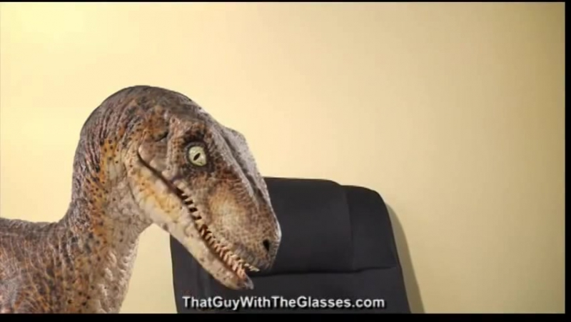 Nostalgia Critic - The Lost World (Jurassic Park II) / Ностальгирующий критик - Затерянный мир (Парк Юрского периода 2)