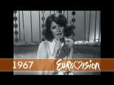1967 Sandie Shaw - Puppet On A String (Великобритания) (Eurovision - Евровидение 12)