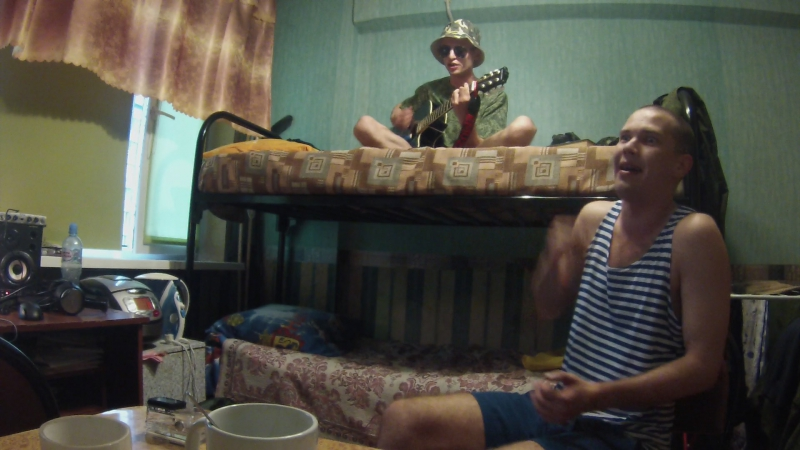 Конец фильма - Юность в сапогах (CoveR_Rock)