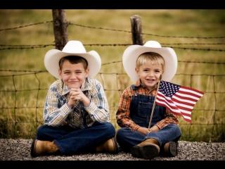My 10 years old nephew from Texas learned the U.S. Soldiers Creed. Мой 10-летний племянник выучил Присягу солдата Армии США.