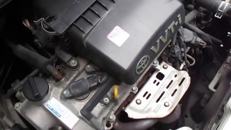 Купить двигатель 2SZFE для TOYOTA BELTA SCP92 (98 т. км)