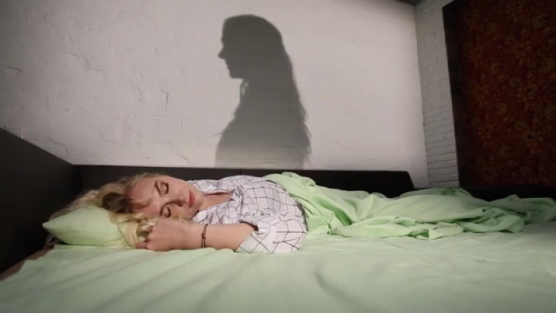 Беспокойный сон с частыми пробуждениями