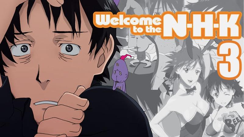 Добро пожаловать в NHK Серия: 3/Welcome to the N.H.K ep.3